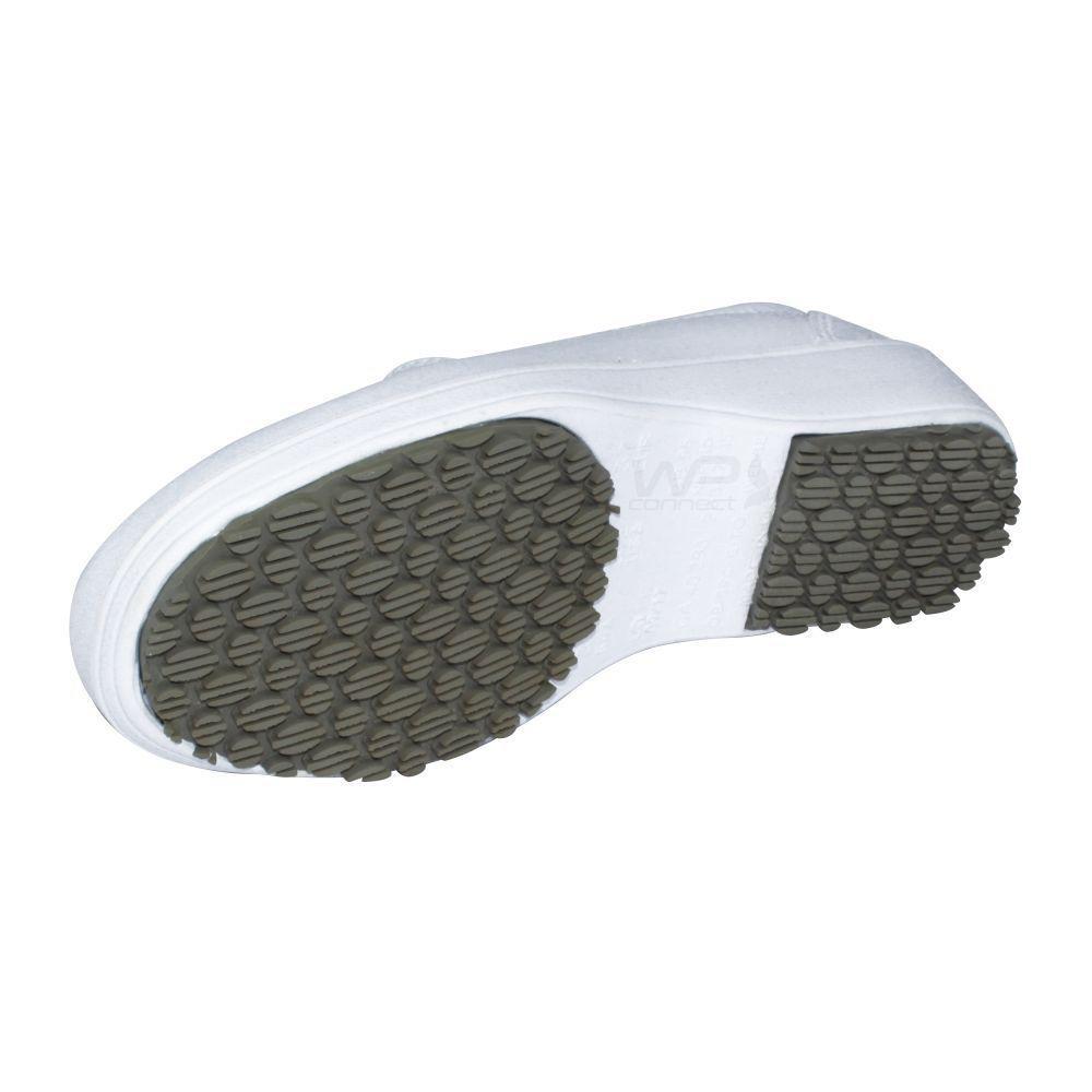 9bf01cb2e6 Sapato Enfermagem Medicina Feminino Lady Works - Branco - Soft works R   74