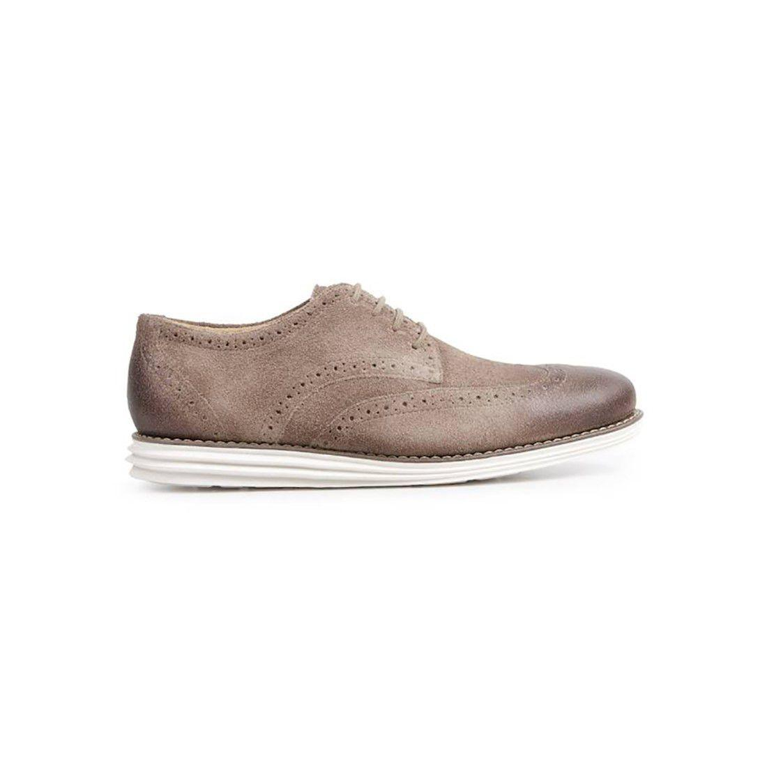 e6437e11ef Sapato esporte fino masculino oxford sandro moscoloni olin marrom tan R$  259,90 à vista. Adicionar à sacola
