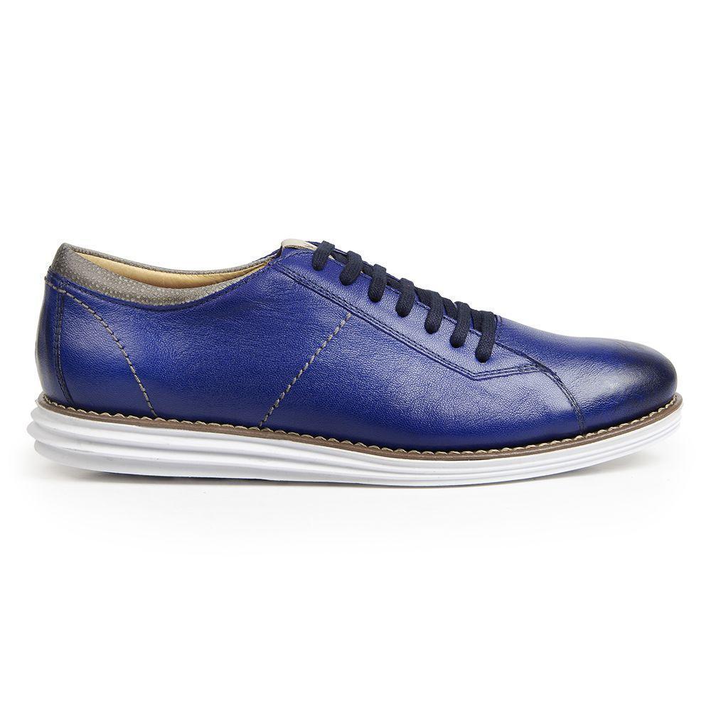 023bbcc1ae Sapato esporte fino masculino sandro moscoloni pulse azul blue R  289