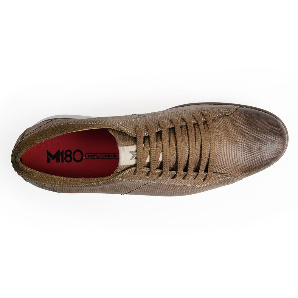 3affca8483 Sapato esporte fino masculino sandro moscoloni pulse marrom claro tan R$  289,00 à vista. Adicionar à sacola
