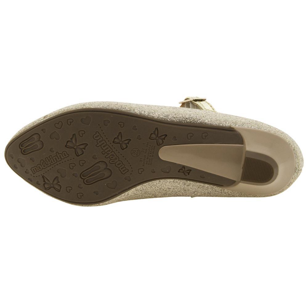 92ca705ed Sapato Infantil Feminino Molekinha - 2166414 OURO OURO R$ 39,99 à vista.  Adicionar à sacola