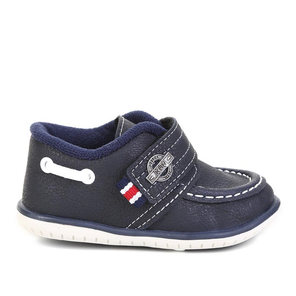 a43e30095 Sapato Infantil Klin Cravinho Masculino R$ 59,99 à vista. Adicionar à sacola