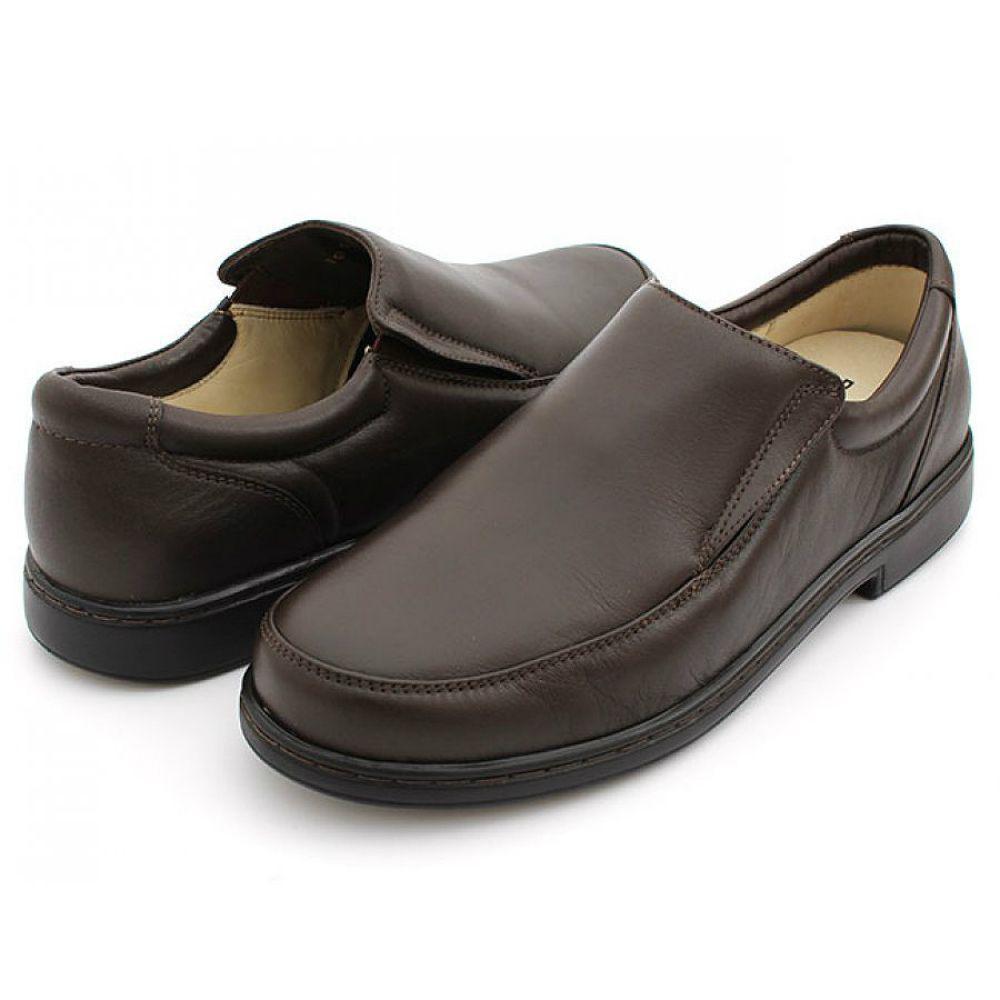 be5f536bef483 Sapato Masculino Doctor Pé 1919 Marrom - Doctor pe R$ 259,00 à vista.  Adicionar à sacola