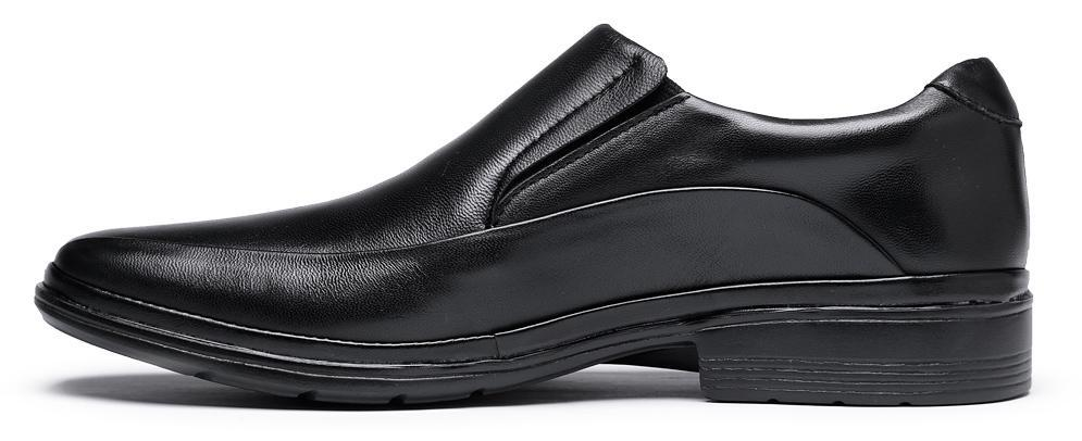 5caac9805 Sapato Masculino em Couro Super Leve Cano Curto Preço baixo - Medical line  R$ 99,90 à vista. Adicionar à sacola
