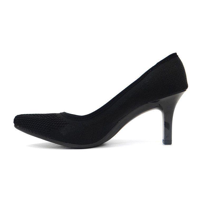 b253c845e Sapato scarpin de lurex x7531 - mississipi (22) - preto R$ 119,90 à vista.  Adicionar à sacola