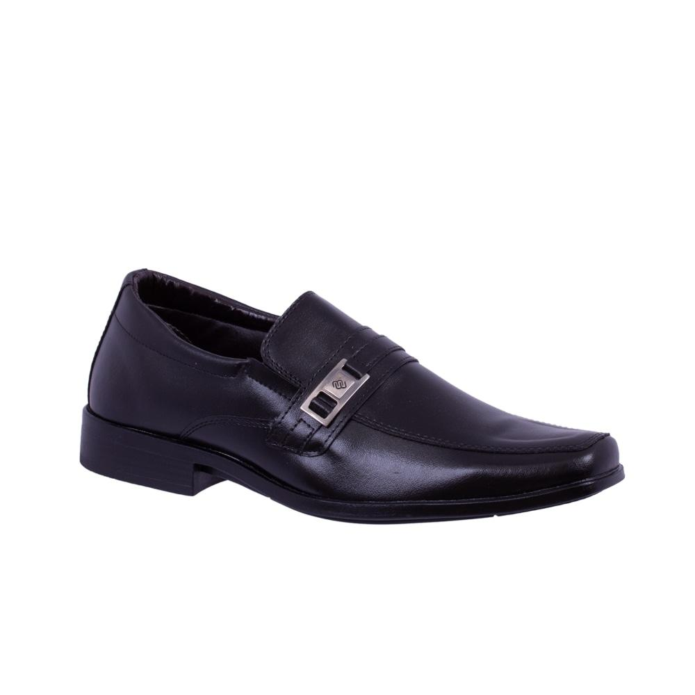 b6d250acd Sapato social confort masculino bertelli preto 42 R$ 71,16 à vista.  Adicionar à sacola