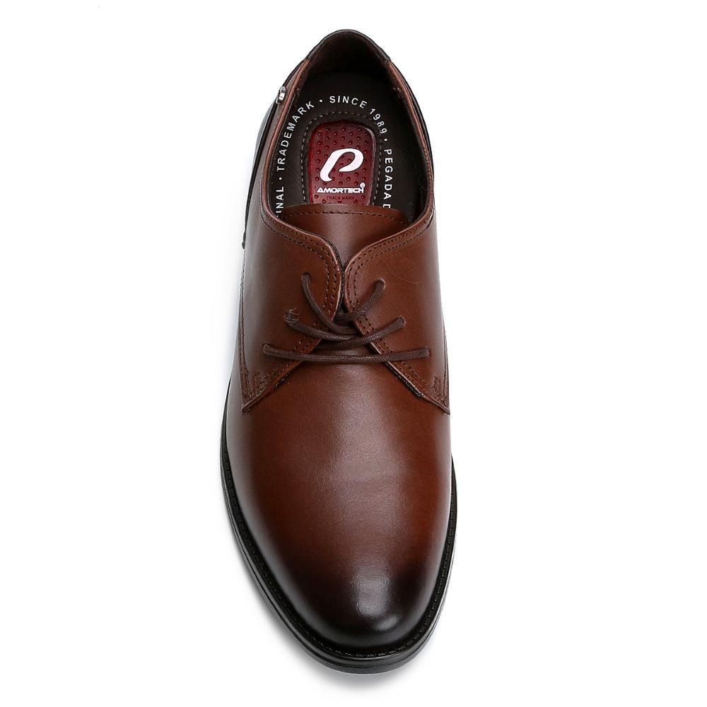 b858049f9 Sapato Social Couro Pegada Anilina R$ 119,99 à vista. Adicionar à sacola
