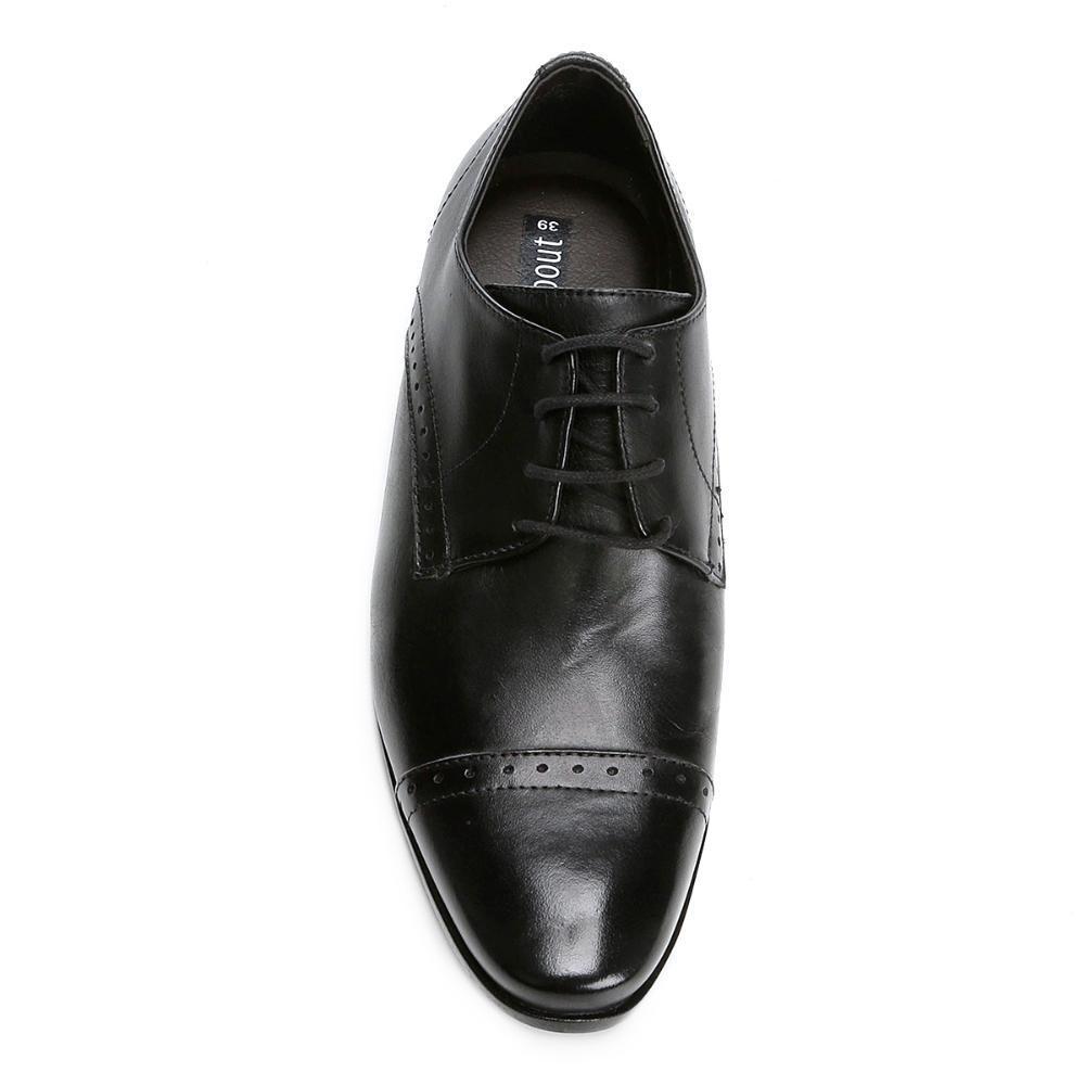 75e62c4840b0a Sapato Social Couro Walkabout Oxford Murano Masculino R$ 119,99 à vista.  Adicionar à sacola