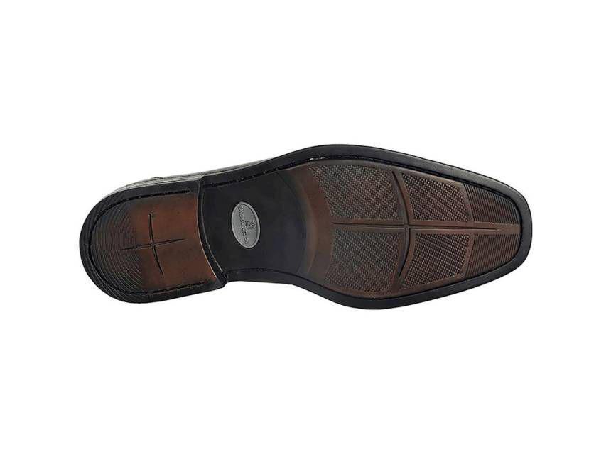 b72bd8c9a8f52 Sapato Social Masculino Loafer Sandro Moscoloni Camberra Marrom R$ 259,90 à  vista. Adicionar à sacola