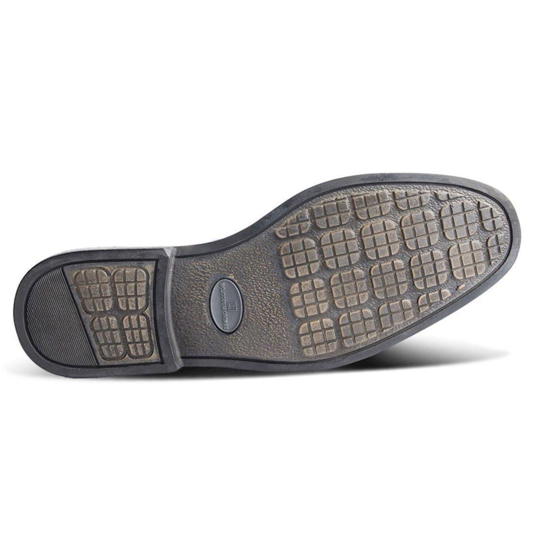 8349488d1e Sapato social masculino loafer sandro moscoloni robinson marrom tan Produto  não disponível