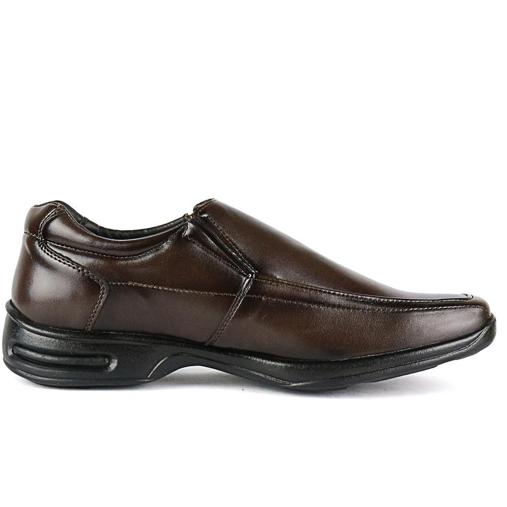 a98fd5db9 Sapato Social Masculino Ortopédico Solado De Borracha Lançamento -  Sapatofran R$ 89,90 à vista. Adicionar à sacola