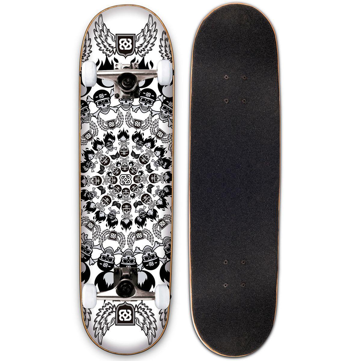 000b642da0b Skate Street Bob Burnquist Branco Es035 Átrio Produto não disponível