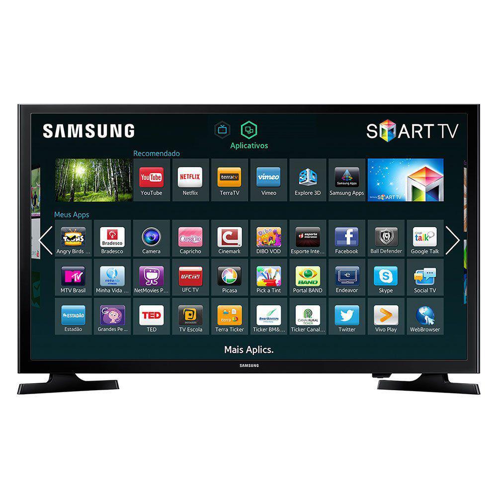 Smart TV LED 43 Polegadas Samsung Full HD 2 HDMI