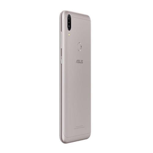 Smartphone Asus Zenfone Max Pro M1 64GB/4GB, Octa-Core, Tela 6 0 Pol  +  Câmera Dual 16MP+5MP - Prata