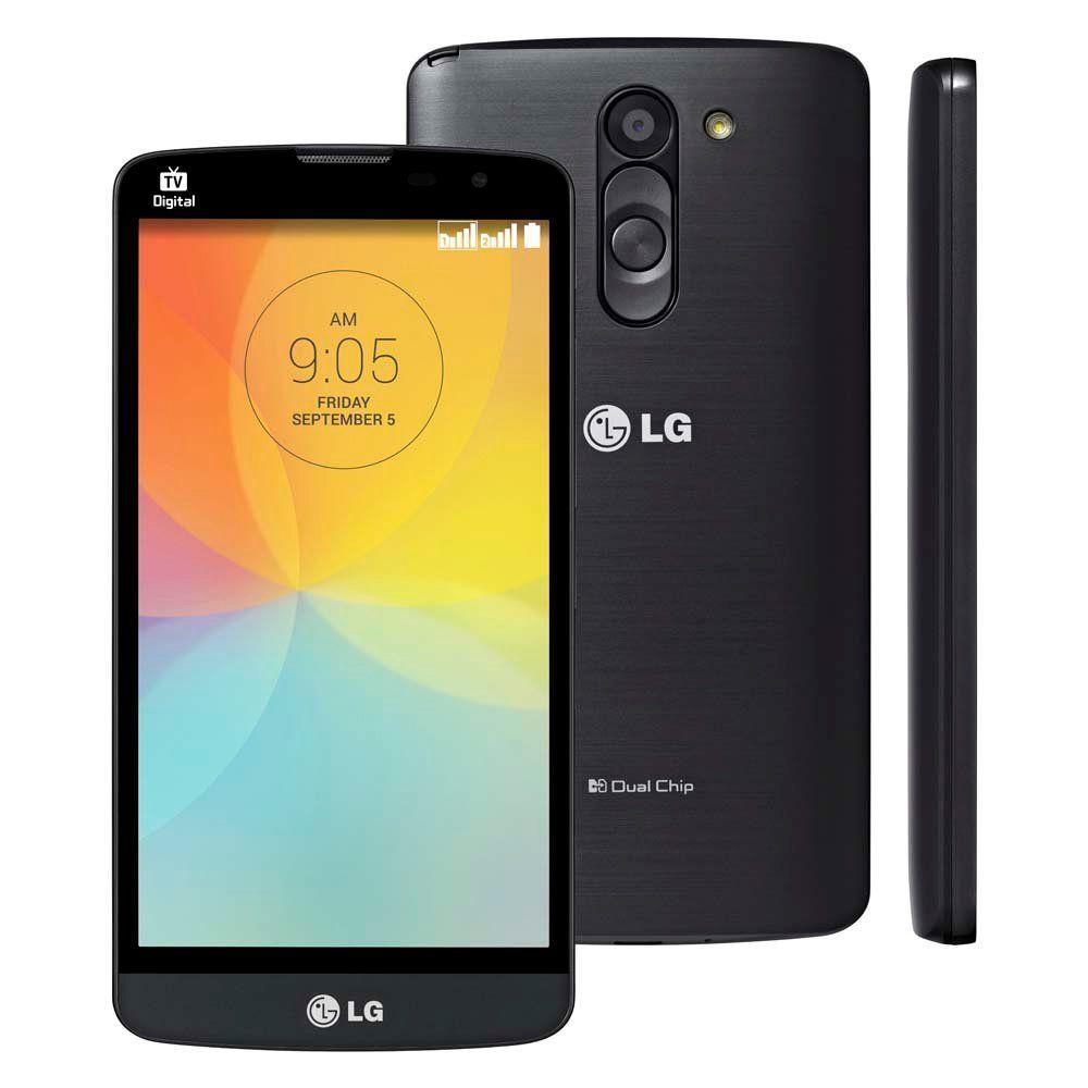 10f8fe41e12 Smartphone LG L Prime D337 8GB Tela 5 Android 4.4 Câmera 8MP TV Digital Dual  Chip Desbloqueado Produto não disponível
