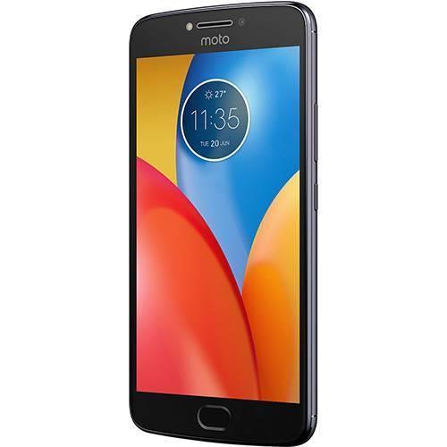 """13b779625 Smartphone Motorola Moto E4 Plus Dual Chip Android 7.1.1 Nougat Tela 5.5""""  16Gb - Cinza Produto não disponível"""