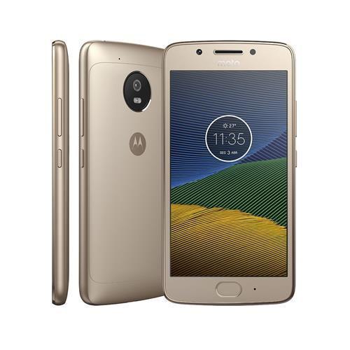 """3c05a0022 Smartphone Motorola Moto G 5s Dual Chip Android 7.1.1 Nougat Tela 5.2""""  Snapdragon 430 32GB 4G Câmera 16MP - Dourado Produto não disponível"""