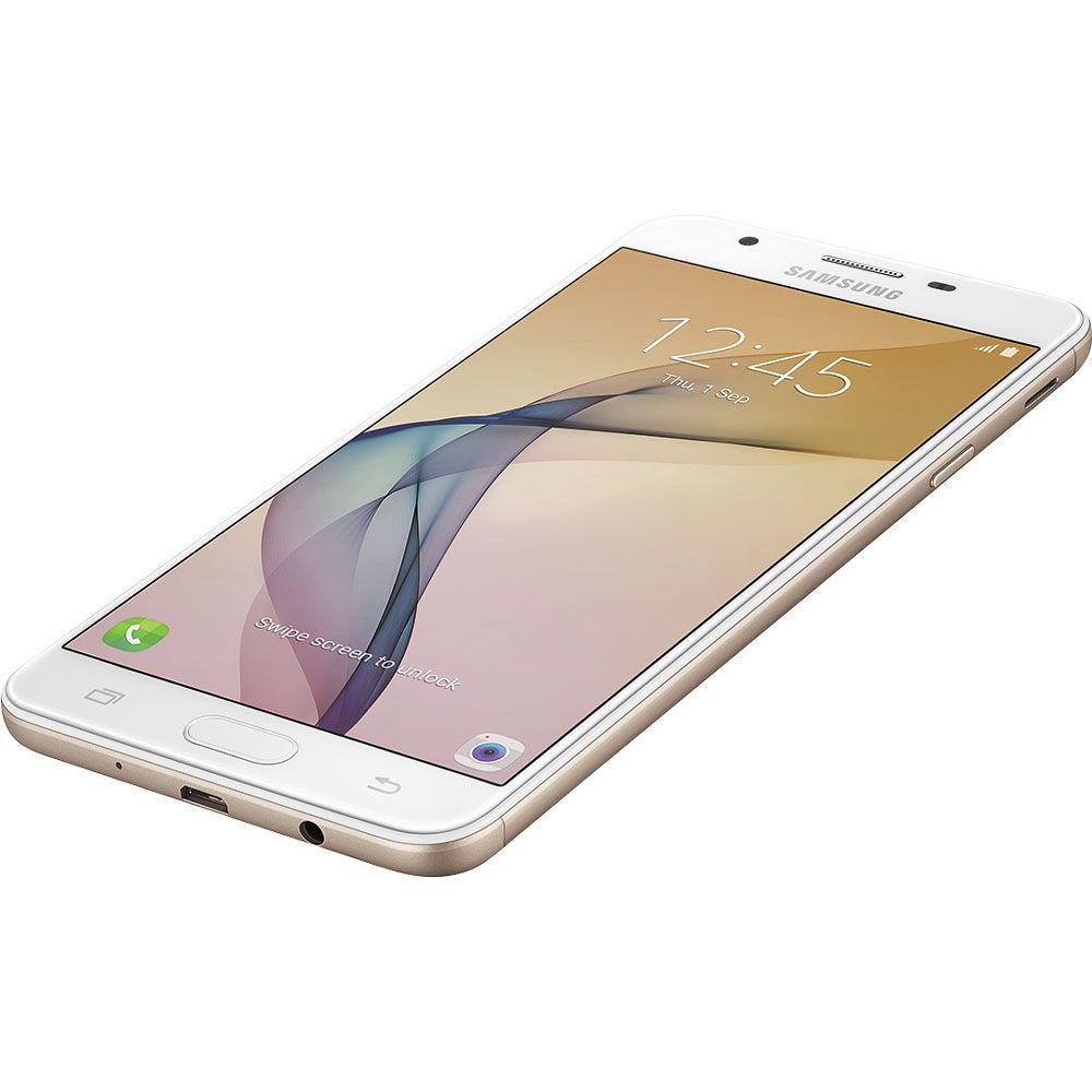 5382cb92b5 Smartphone Samsung Galaxy J7 Prime G610M Dual Chip Android 7.0 Tela ...
