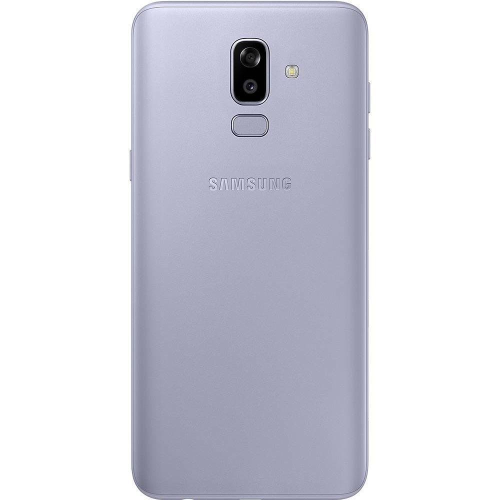 68cd84504 Smartphone Samsung Galaxy J8 64GB Dual Chip 4G Tela 6 Câmera Dupla 16MP+5MP Android  8.0 Prata Produto não disponível