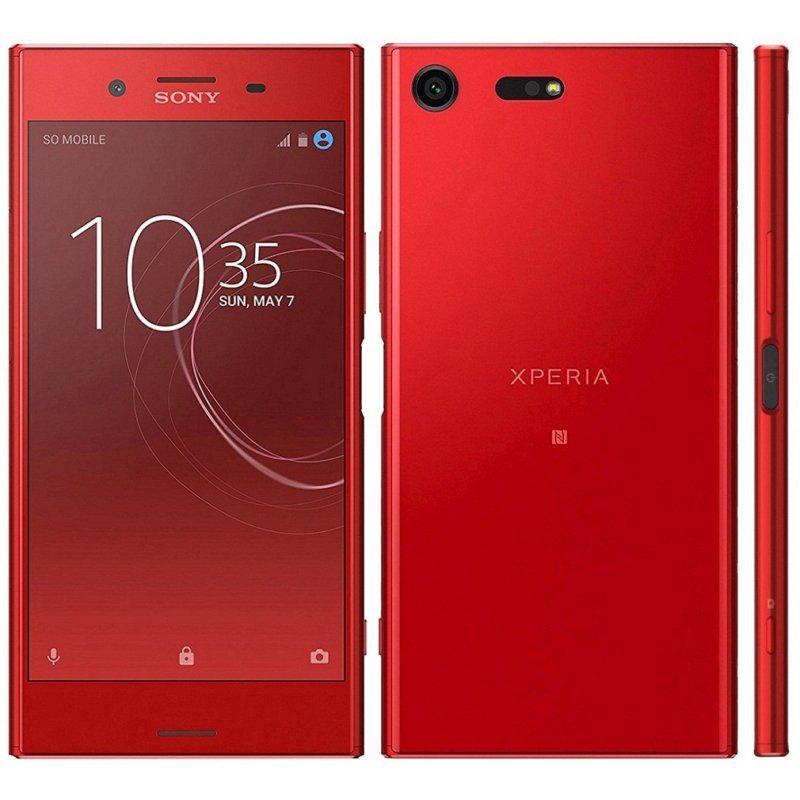 a8db1bd7d Smartphone sony xperia xz premium g8141 4ram 64gb lte rosso vermelho R   2.699