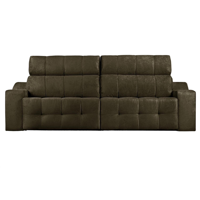 Sof 4 lugares connect retr til e reclin vel suede for Sofa 4 lugares retratil e reclinavel caravaggio suede amassado marrom