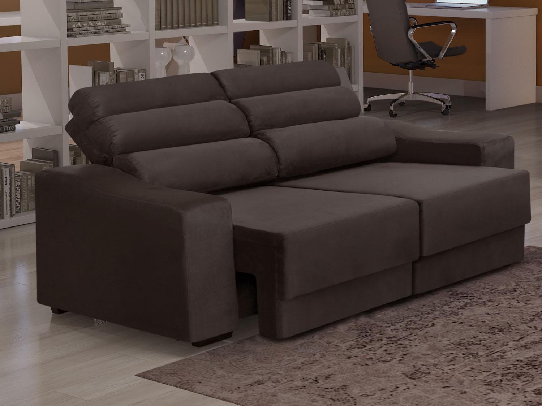 sofa retratil. avaliao dos clientes sofa retratil