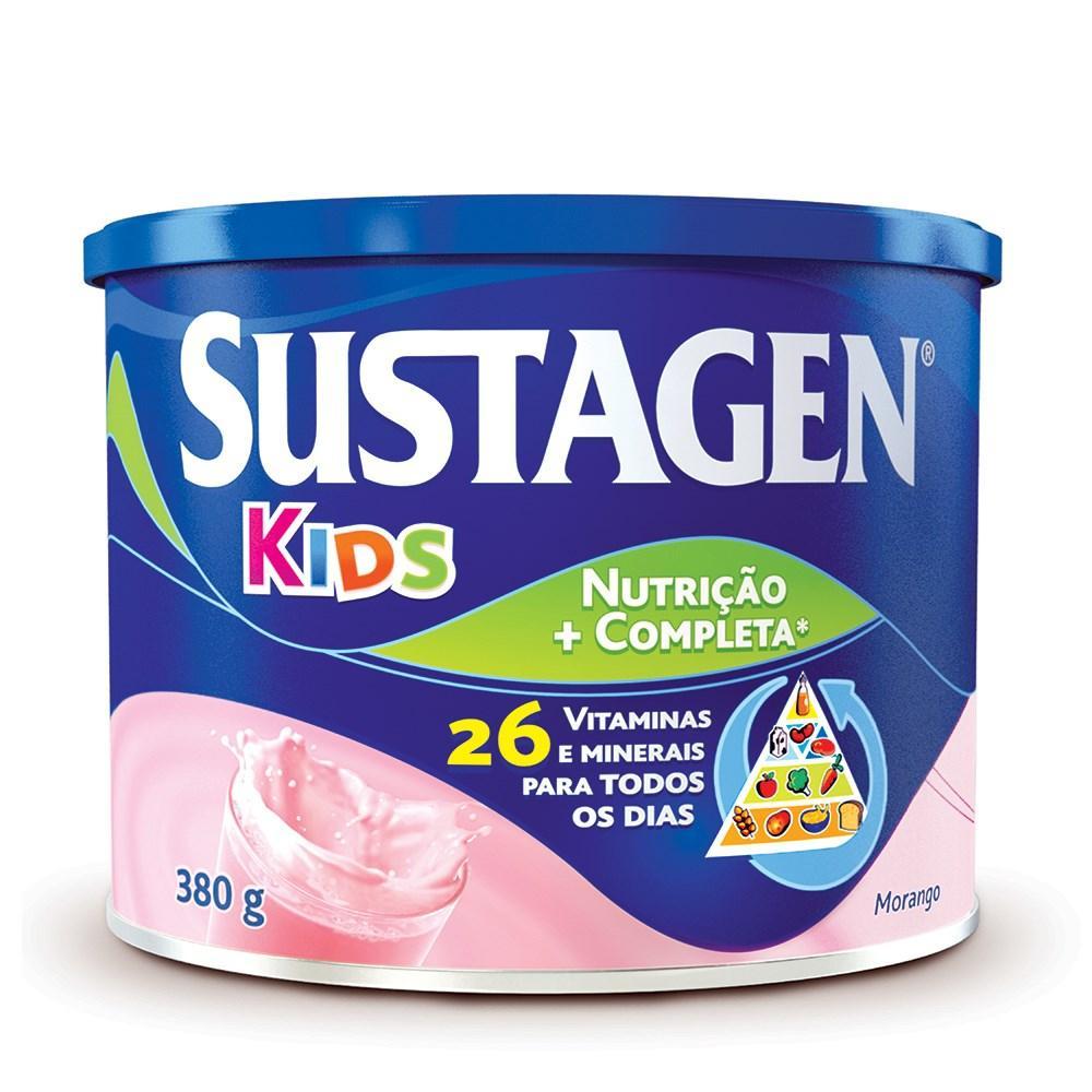 Suplemento Alimentar Sustagen Kids Morango 380g Mead Johnson Nan Ph Pro 2 800g R 2590 Vista Adicionar Sacola