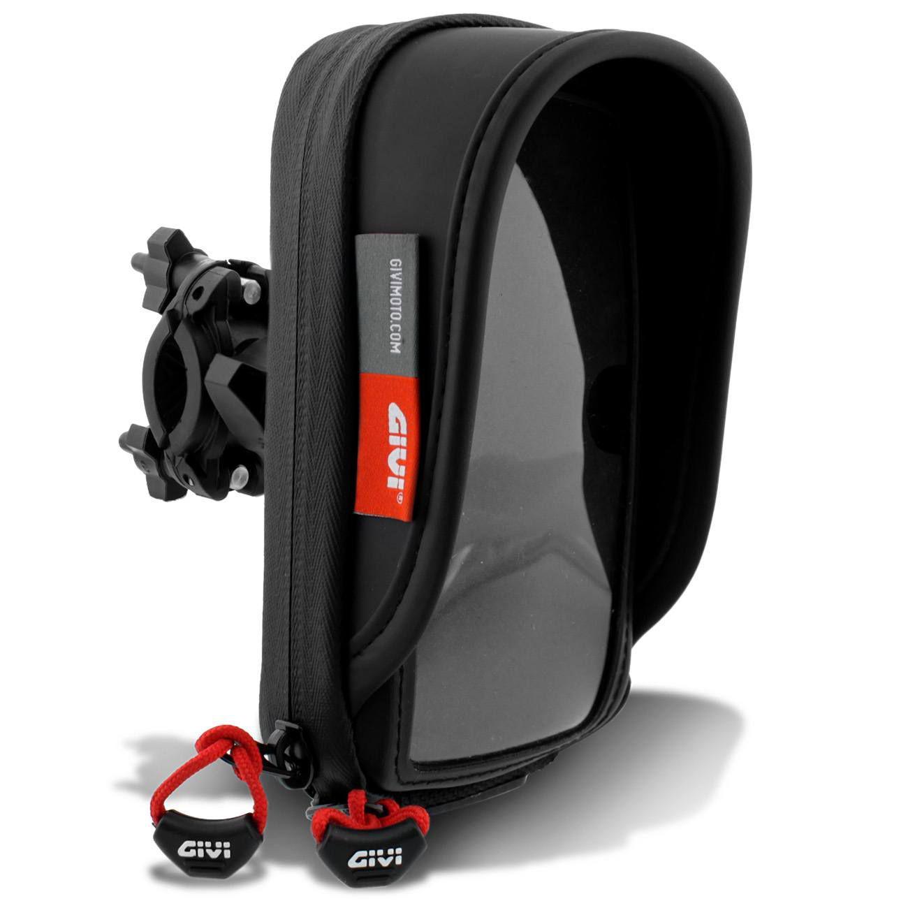"""Suporte Celular Givi S956BBR 5"""" Smartphone GPS Moto Universal Bike Scooter  Quadriciclo + Capa Chuva Produto não disponível b825f7a5c3ba8"""
