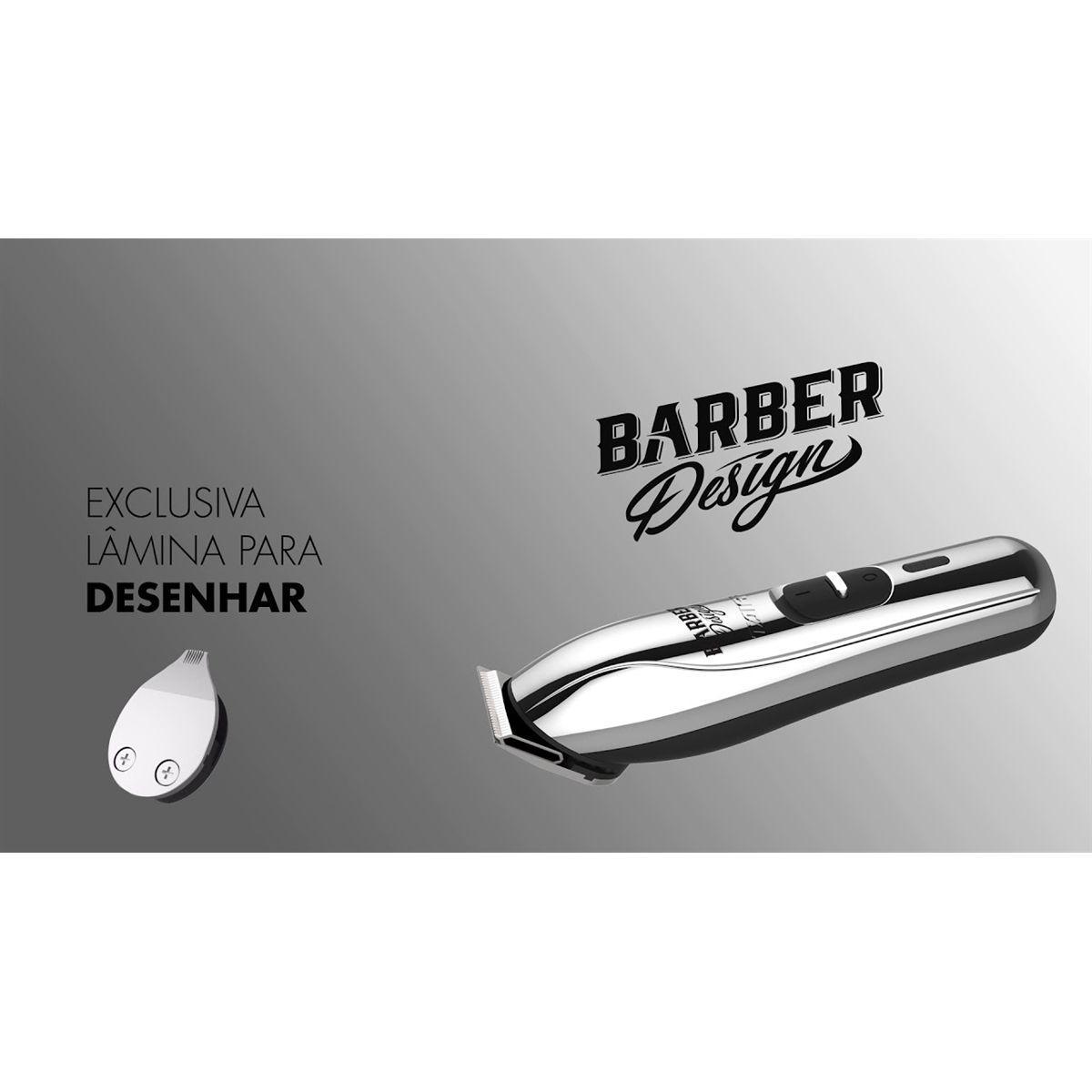 ed05096f0 Taiff barber design maquina de acabamento bivolt - Máquina de Cortar ...