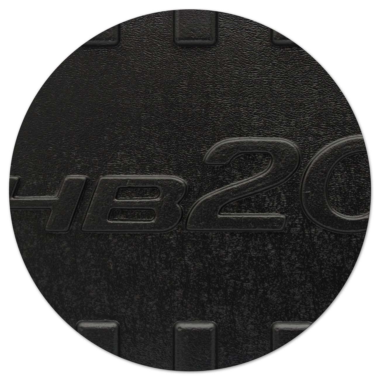 tapete porta malas bandeja hyundai hb20 hatch 12 a 18 preto