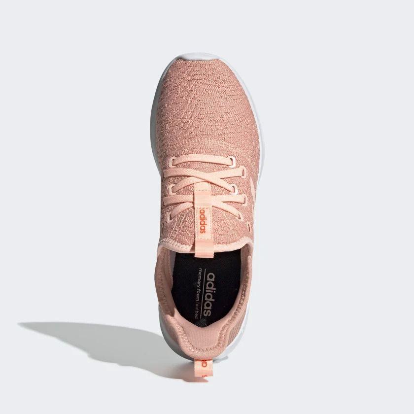 d14d73cf Tênis Adidas Cloudfoam Pure - Rosa - Feminino R$ 279,90 à vista. Adicionar  à sacola