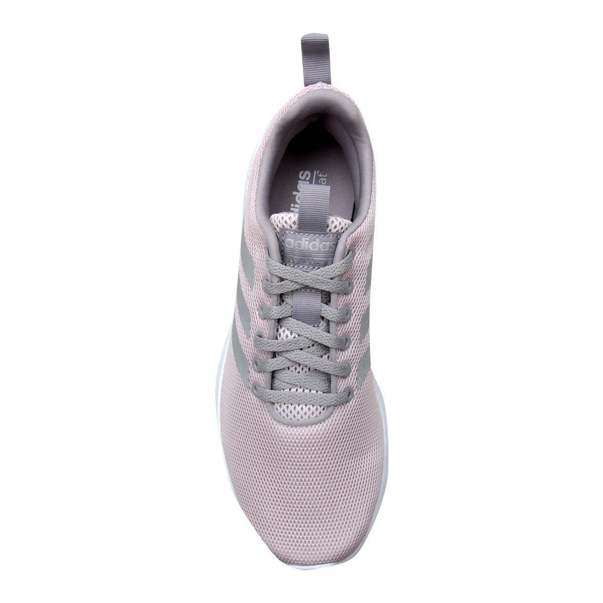 c4953ffec Tênis Adidas Lite Racer CLN Feminino - Cinza R$ 229,99 à vista. Adicionar à  sacola