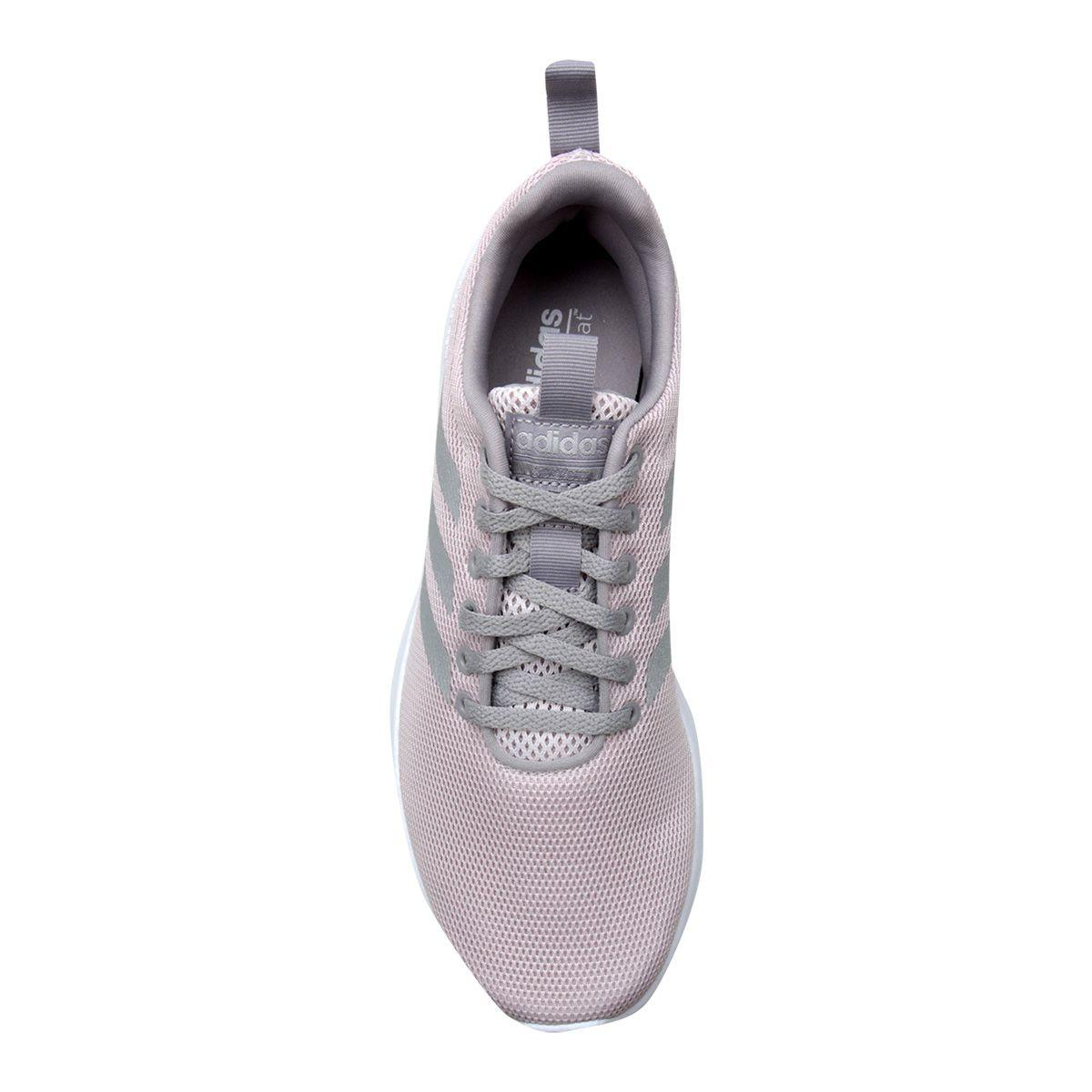 bc72152c05f Tênis Adidas Lite Racer CLN Feminino - Cinza - - - Magazine Luiza