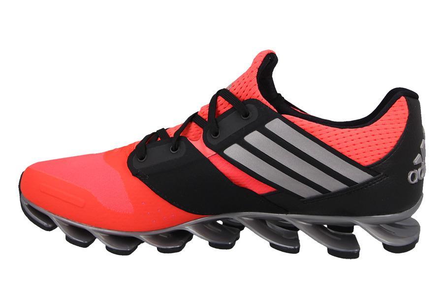 on sale 8b51b d2439 Tênis Adidas Springblade Solyce Drive 3 Masculino Laranja e Preto R  499,90  à vista. Adicionar à sacola