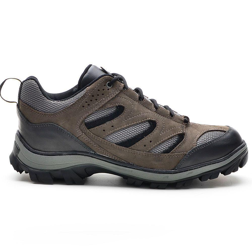 eae373d316e Tênis Coturno Adventure Atron Masculino Couro - Atron shoes - Bota ...