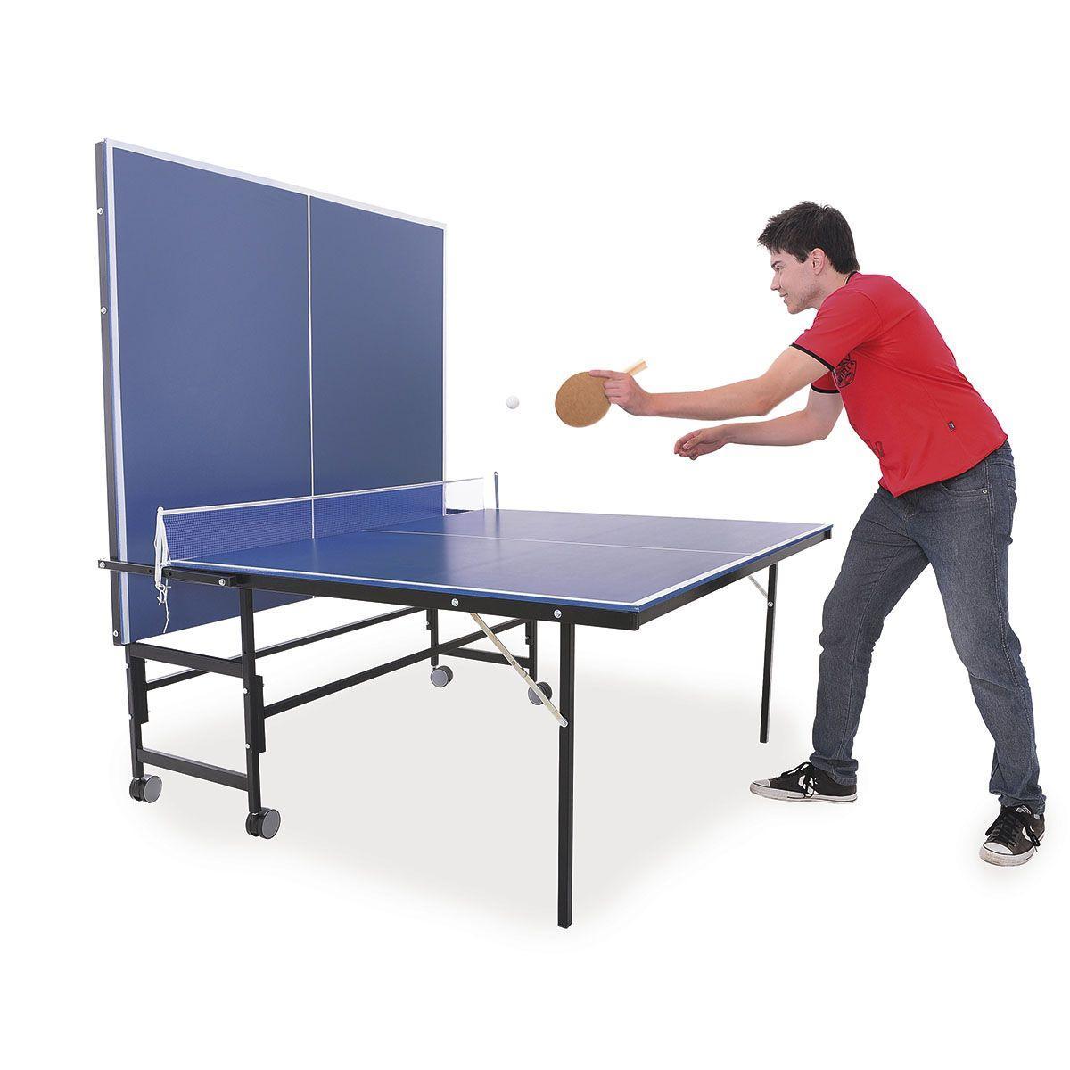 779b811fd Tênis De Mesa Oficial Dobrável Com Rodas 6721.0 Xalingo - Ping Pong ...