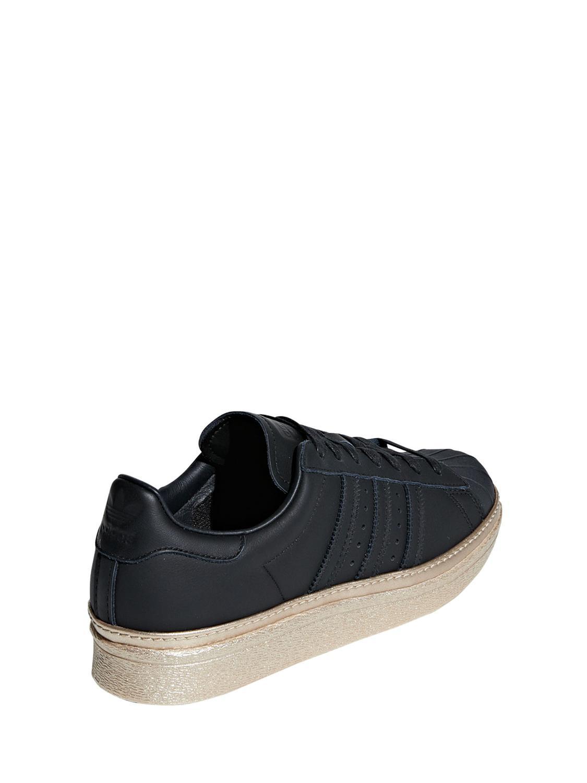 adidas Superstar 80s New Bold W (blackgold) B28041