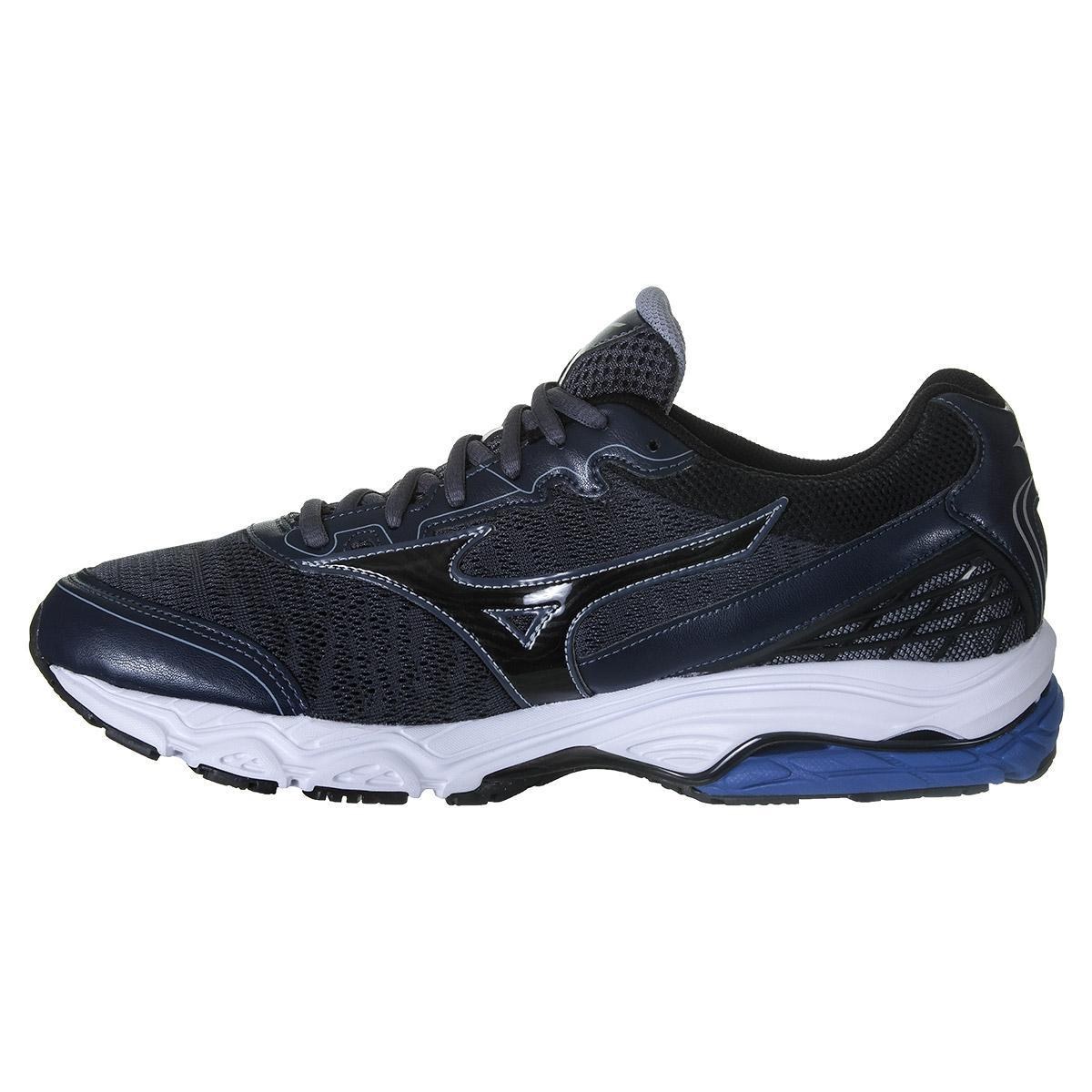 47d364576ee Tênis Mizuno Wave Mirai Masculino Corrida - Caminhada - Tênis de ...