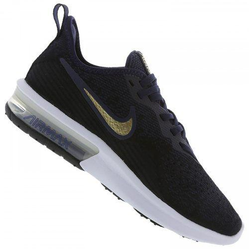 new style 75805 9518d Tênis Nike Air Max Sequent 4 Feminino Original