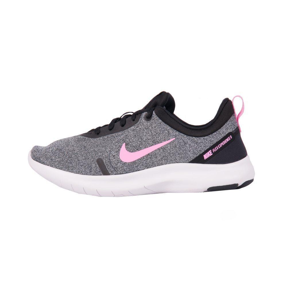 840a2801de Tênis Nike Flex Experience Rn8 Mescla/Rosa/Preto R$ 369,90 à vista.  Adicionar à sacola