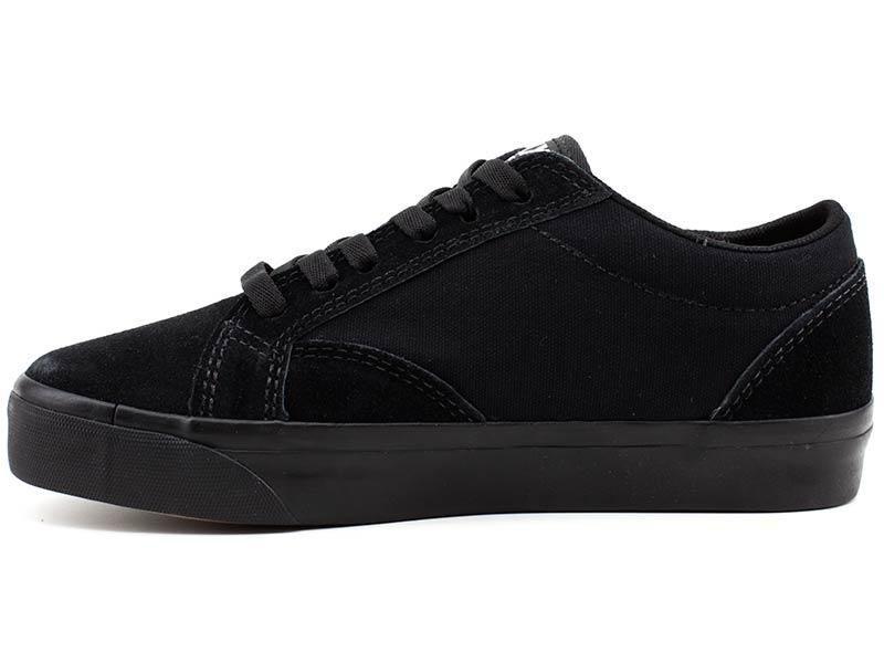 9b1811f9faa39 Tênis Qix Shoes 109306 Skate Lona Preto R$ 189,90 à vista. Adicionar à  sacola