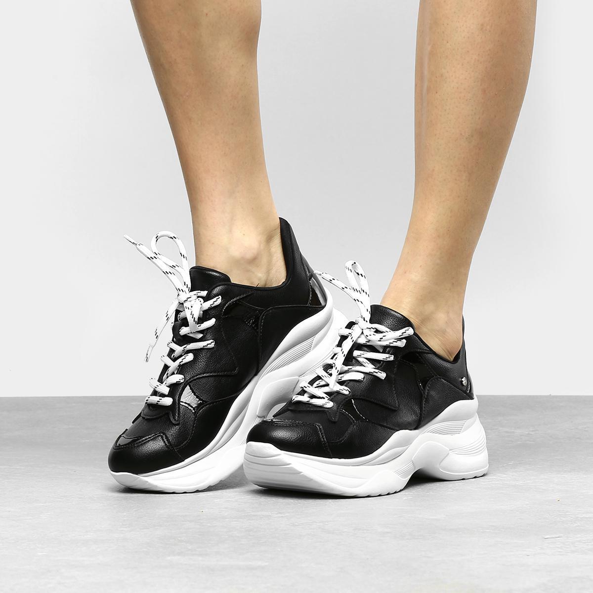 f997a1cd0 Tênis Tanara Chunky Sneaker Feminino R$ 239,99 à vista. Adicionar à sacola