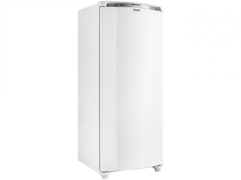 Geladeira/Refrigerador Consul Frost Free - 1 Porta Branco Facilite 300L CRB36 ABANA