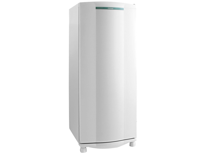 Geladeira/Refrigerador Consul Degelo Seco 1 Porta - Branca 261L com Gavetão CRA30 FBBNA