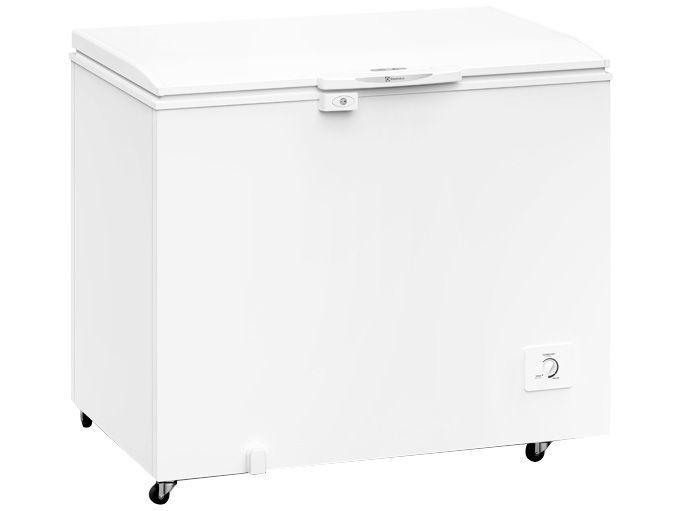 Freezer Horizontal Electrolux 1 Porta 314L - Dupla Ação H330