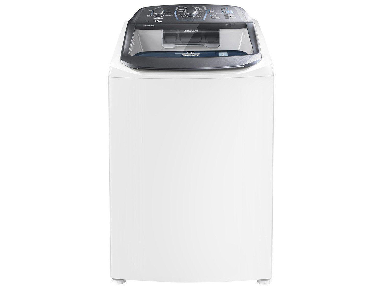 Lavadora de Roupas Electrolux LPE16 16Kg - Cesto Inox 12 Programas de Lavagem
