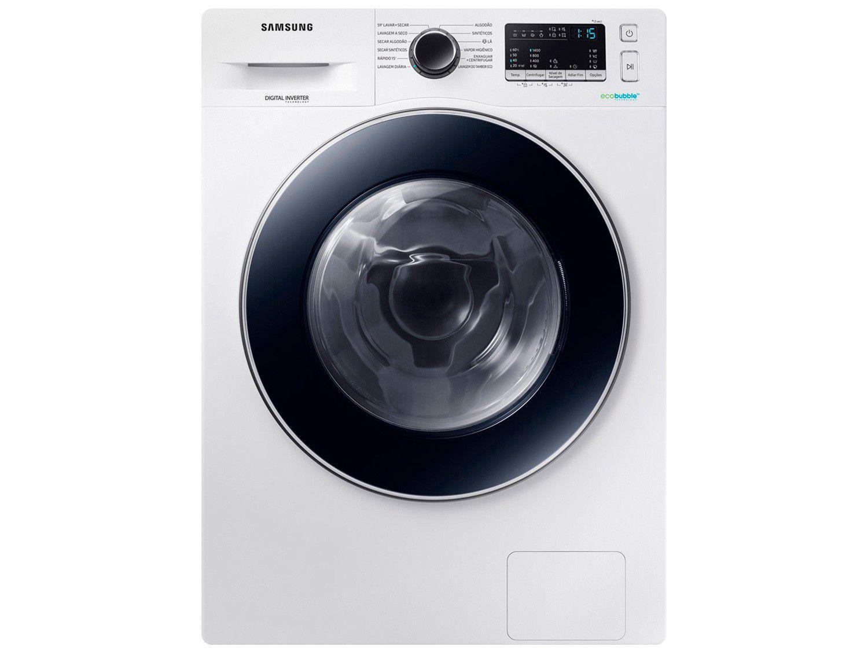 Lava e Seca Samsung 11kg WD11M4453JW 3 em 1 - 12 Programas de Lavagem Branca
