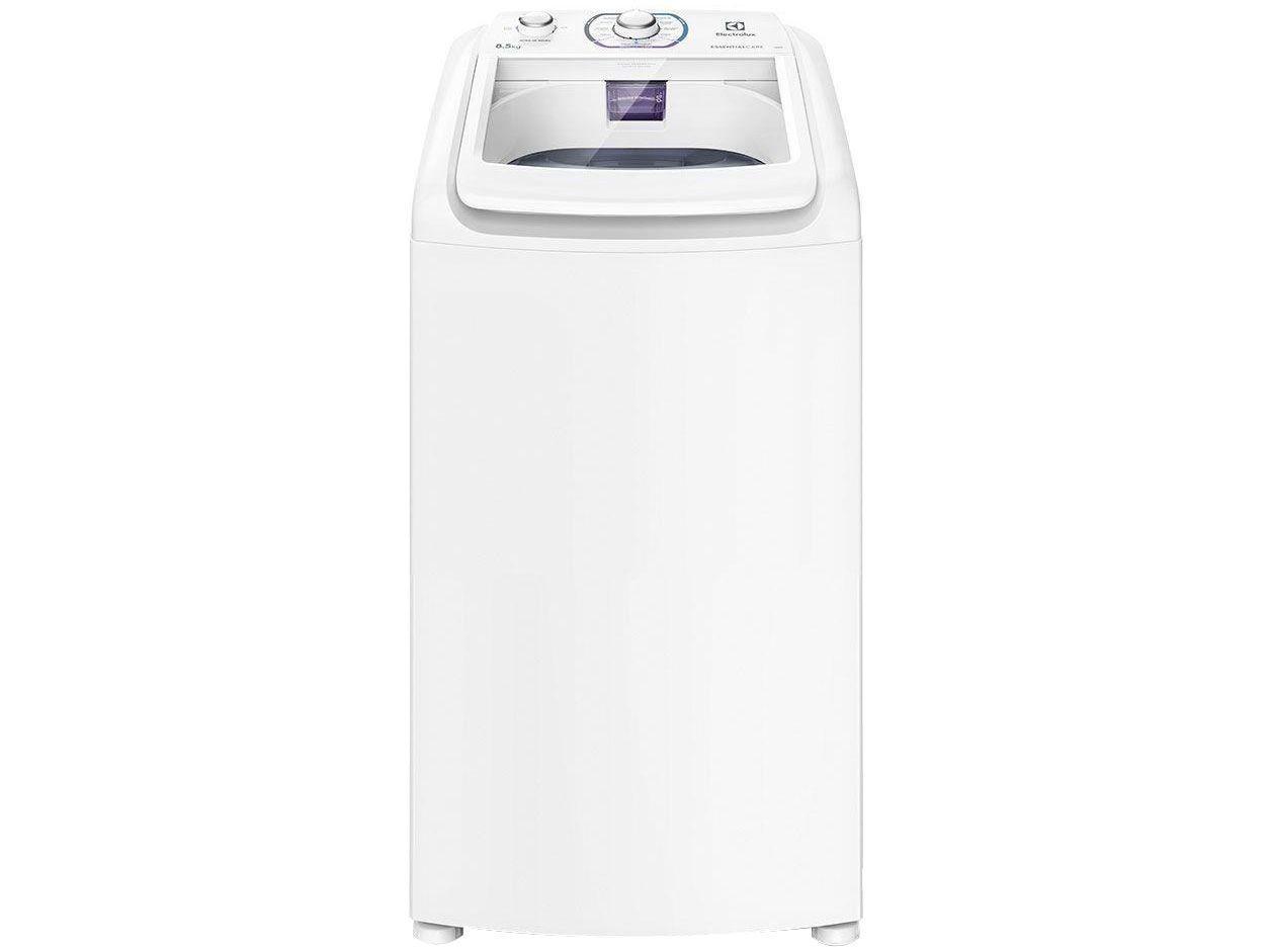 Lavadora de Roupas Electrolux LES09 8,5kg - 10 Programas de Lavagem