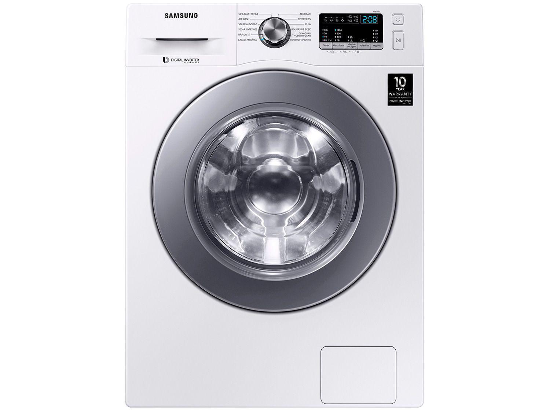 Lava e Seca Samsung 11kg WD4000 3 em 1 - 12 Programas de Lavagem Branca