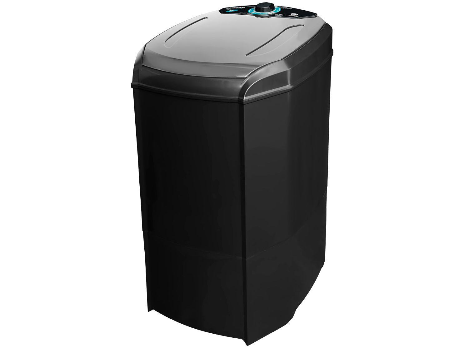 Tanquinho 10Kg Suggar Lavamax Eco - Desligamento Automático Timer Filtro Cata-Fiapos